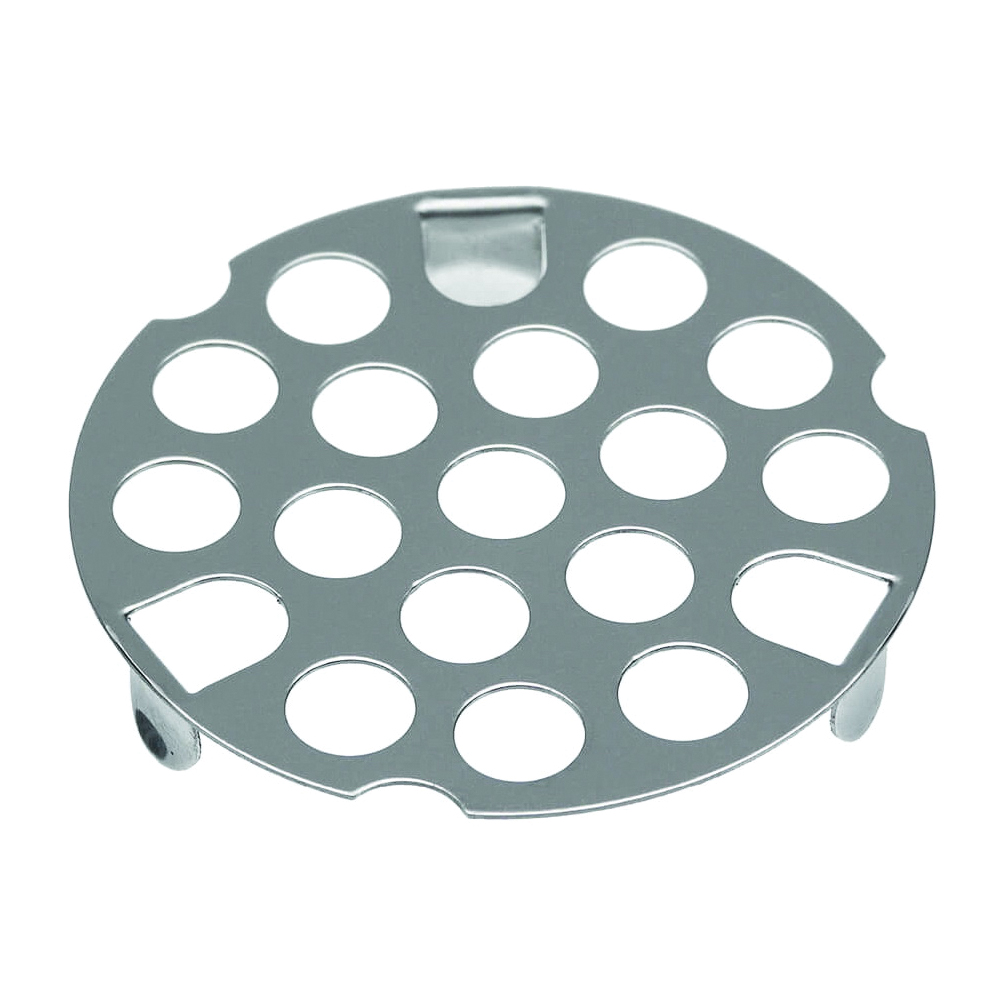 Picture of Danco 80064 Sink Strainer, 1-7/8 in Dia, Brass, Chrome, For: 1-7/8 in Drains, Kitchen Sink