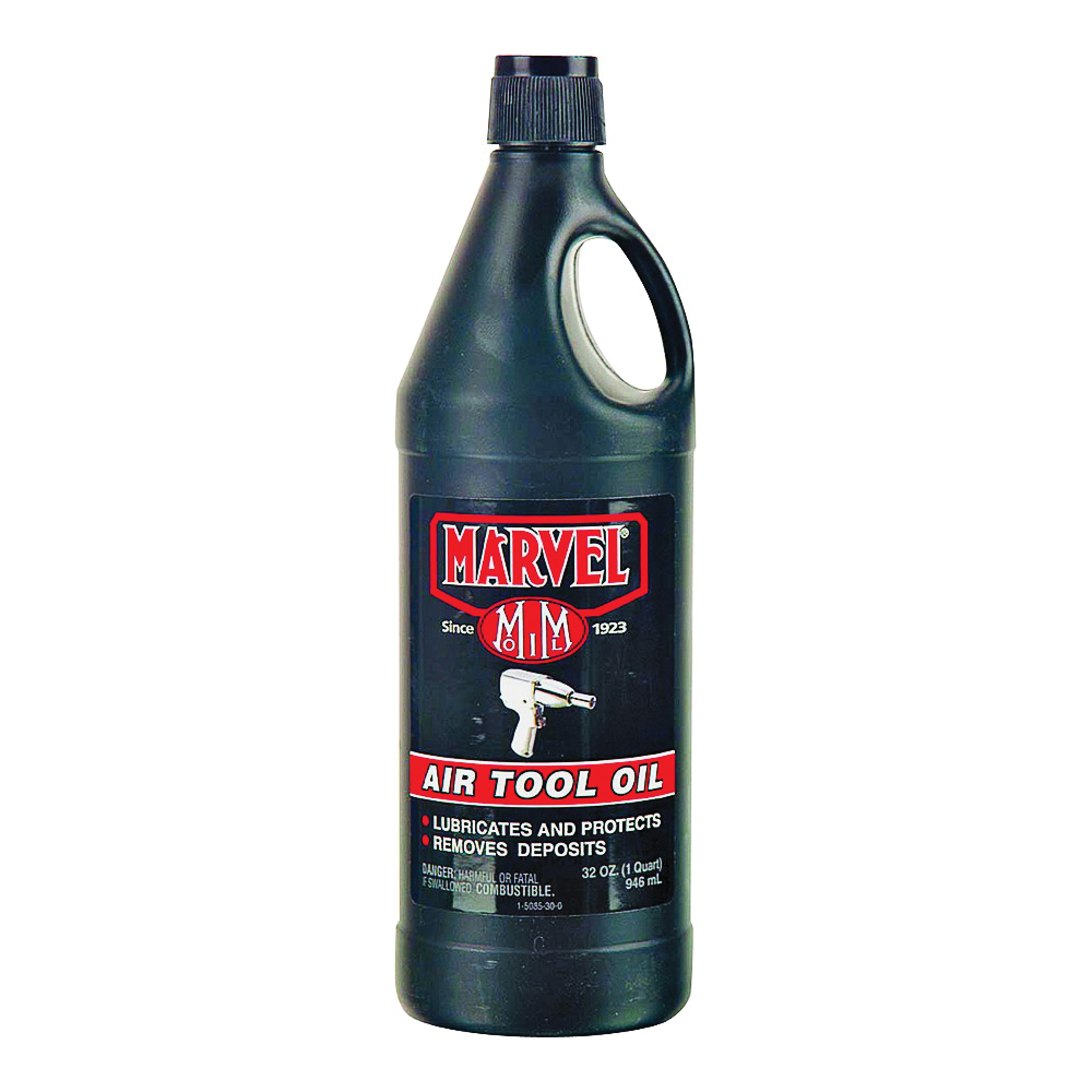 Picture of MARVEL MM85R1 Air Tool Oil, 32 oz Package, Bottle