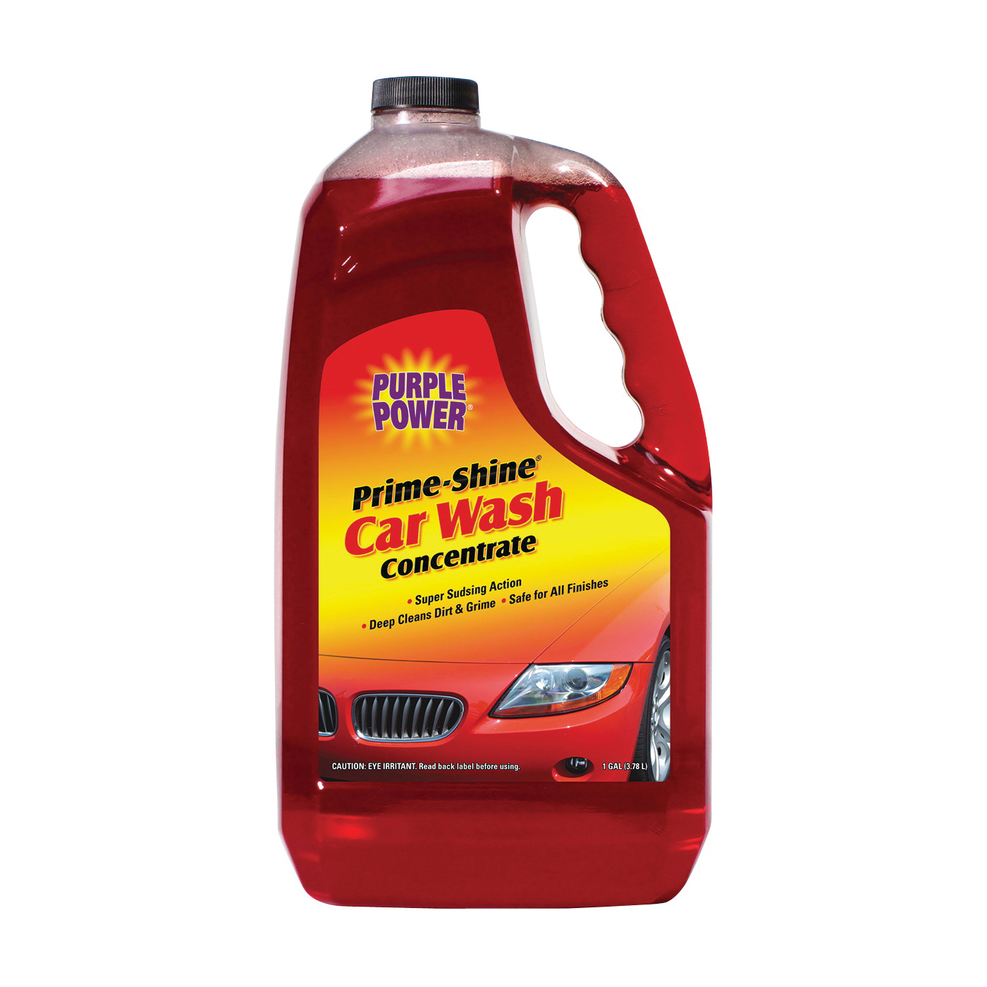 Picture of Purple Power 9520P Car Wash, 1 gal Package, Liquid, Cherry