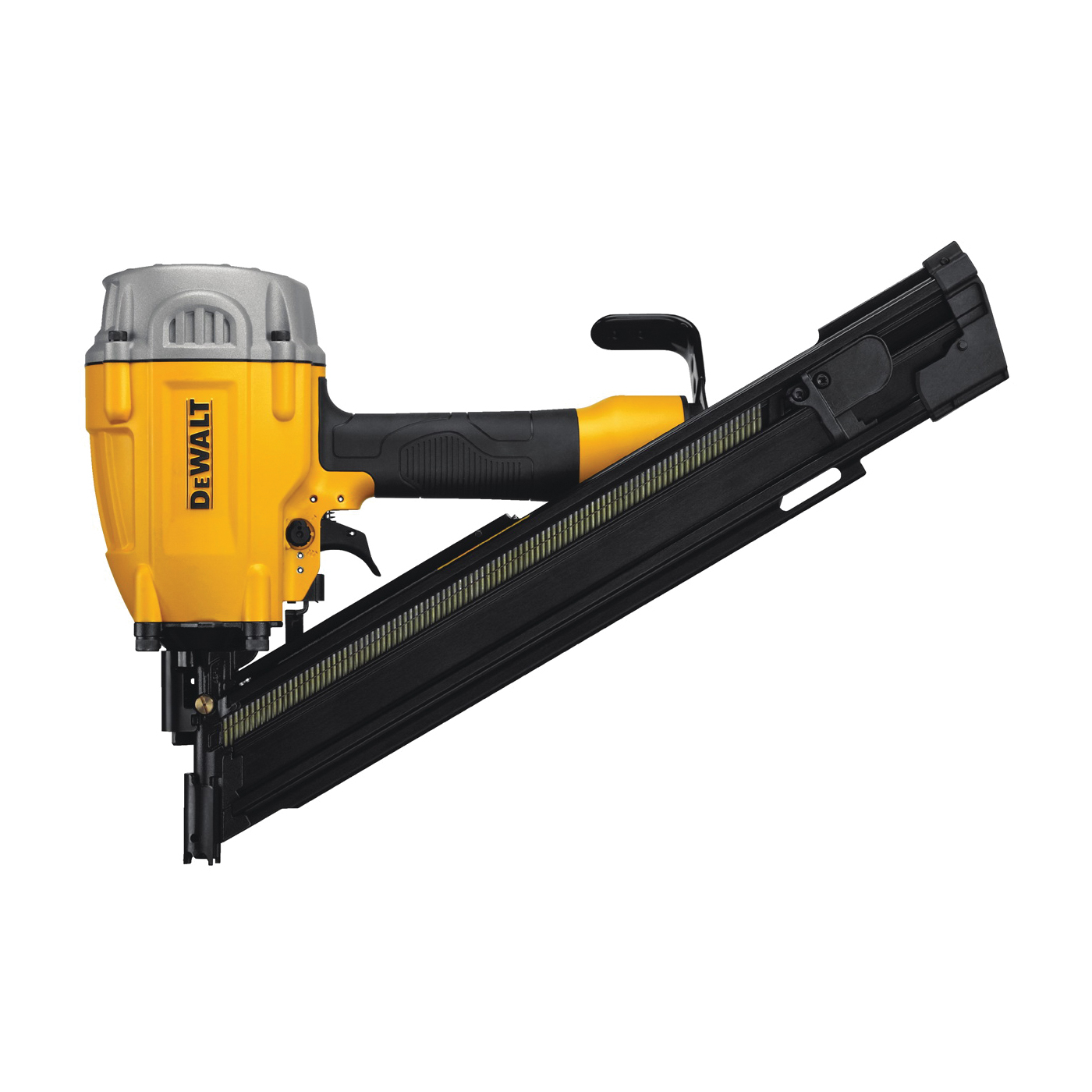 Picture of DeWALT DWF83WW Framing Nailer, 100 Magazine, 28 deg Collation, Wire Weld Collation