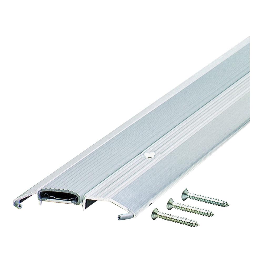 Picture of M-D 08151 Low Threshold, 72 in L, 3-3/4 in W, Aluminum, Aluminum