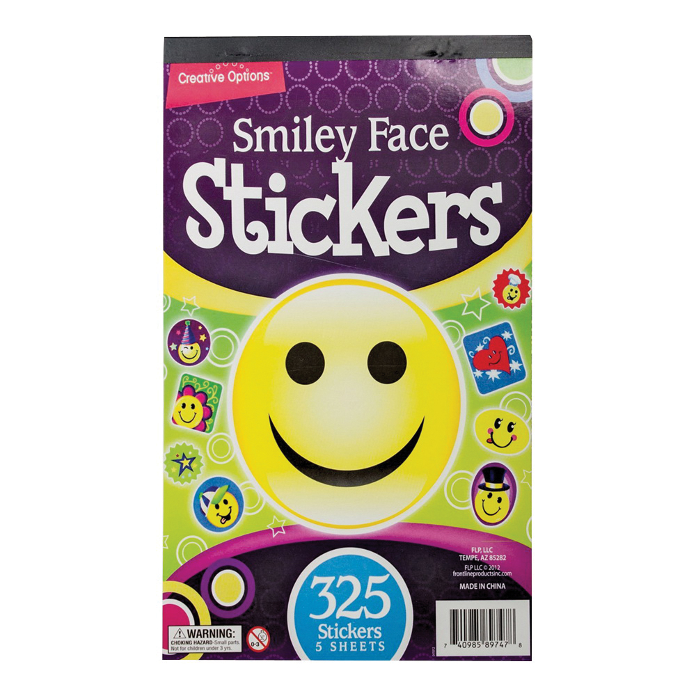 Picture of FLP 9912 Assorted Sticker Box