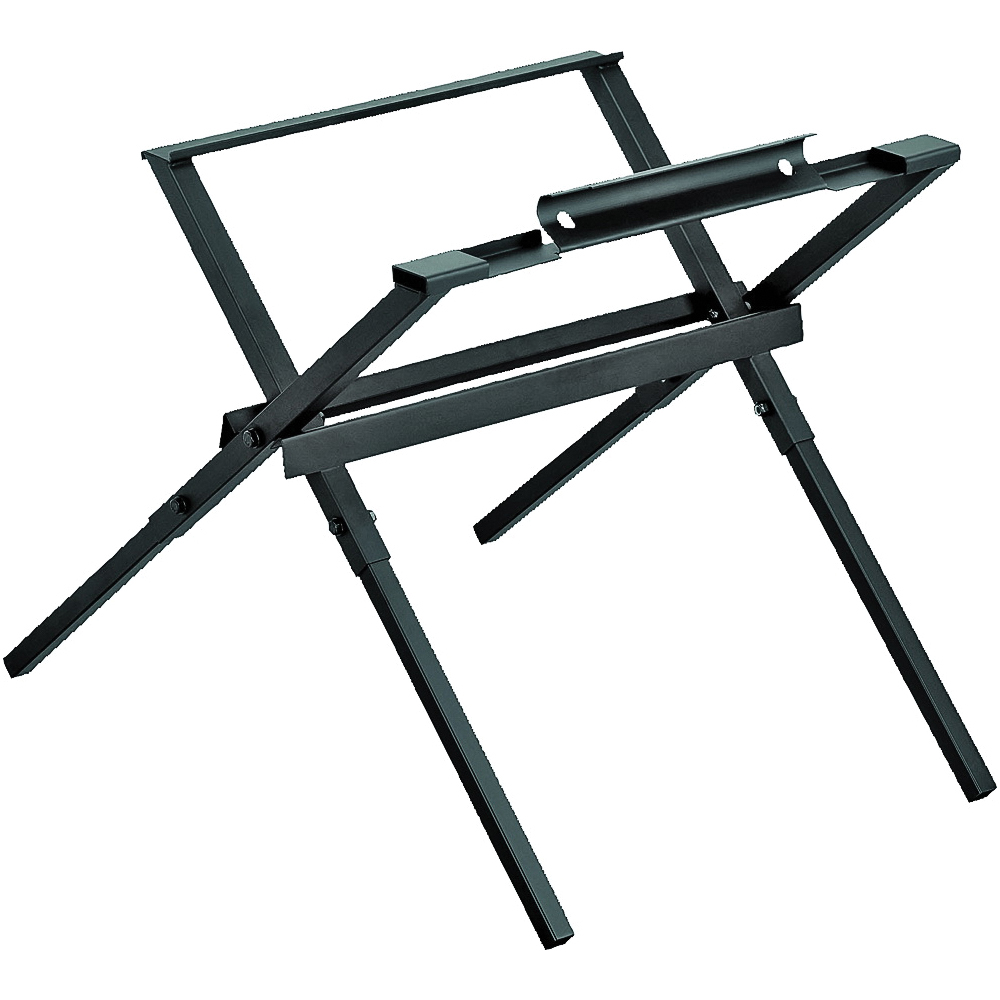 Picture of DeWALT DW7451/DW7450 Table Saw Stand, 21-3/4 in W Stand, 22-7/8 in D Stand, 22-1/2 in H Stand, Steel, Black