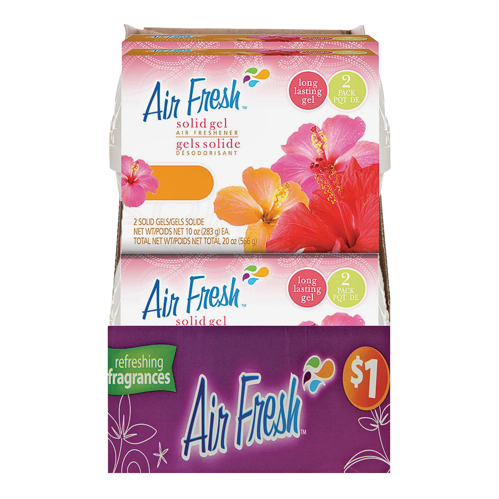 Picture of Air Fresh 9575 Gel Air Freshener, Hawaiian Breeze