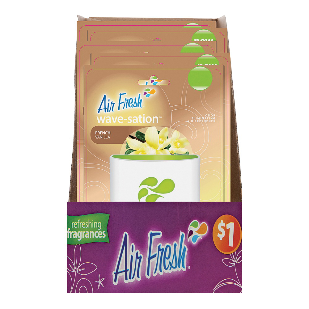 Picture of Air Fresh 9581 Air Freshener, French Vanilla