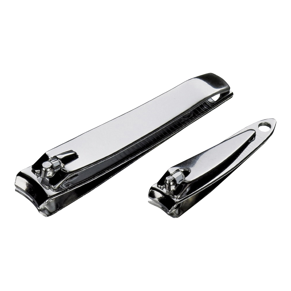 Picture of FLP 9324 Nail Clipper, Stainless Steel, Silver