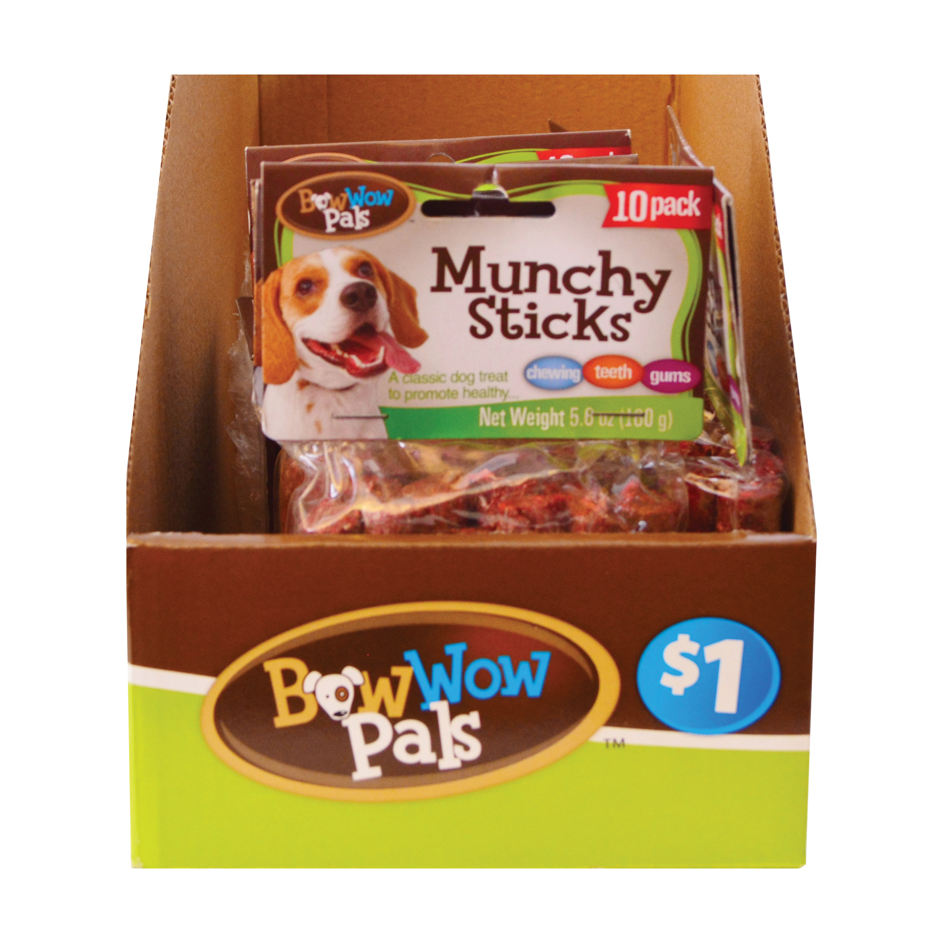 Picture of Bow Wow Pals 7563 Dog Treats