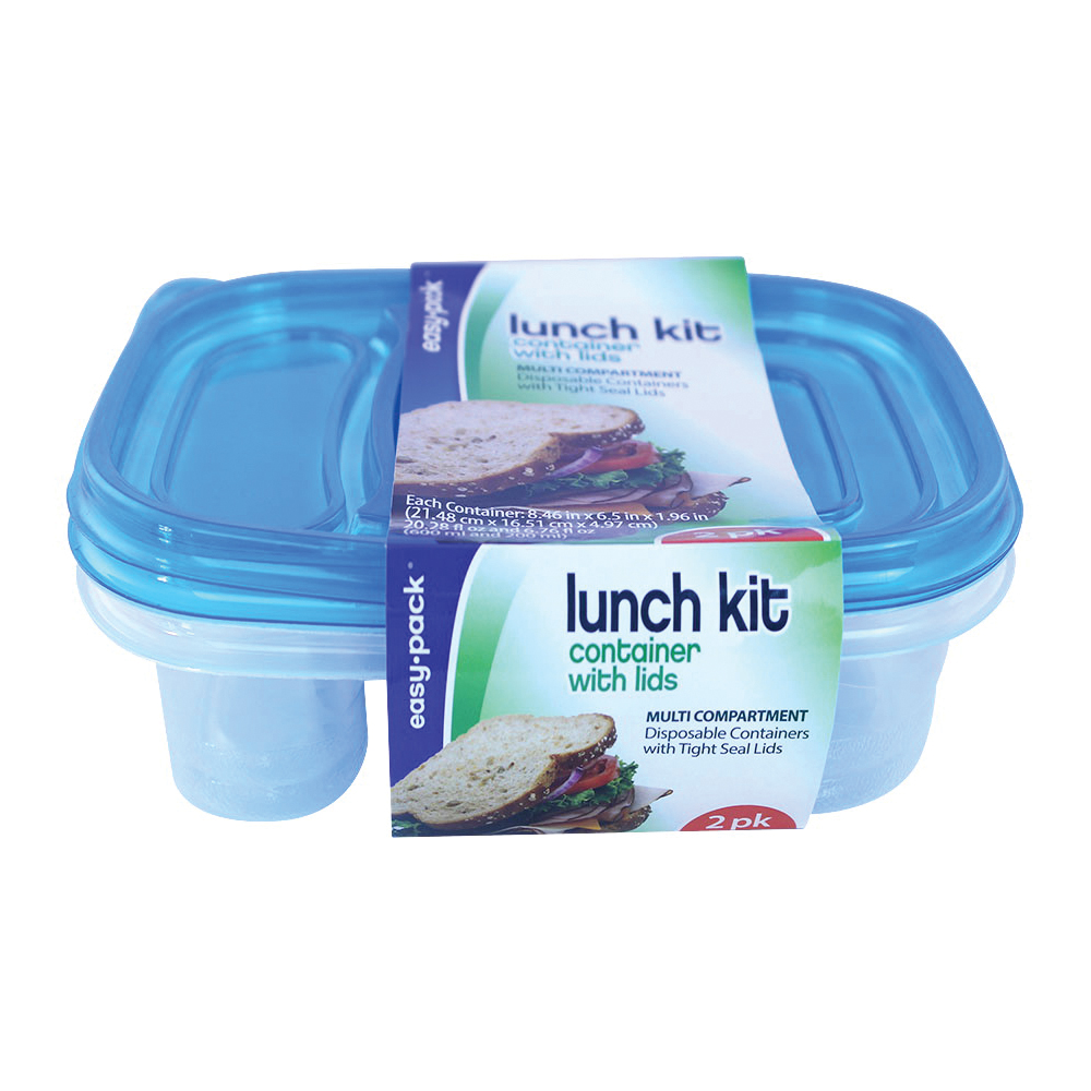 Picture of Easy Pack 0996 Disposable Lunch Kit