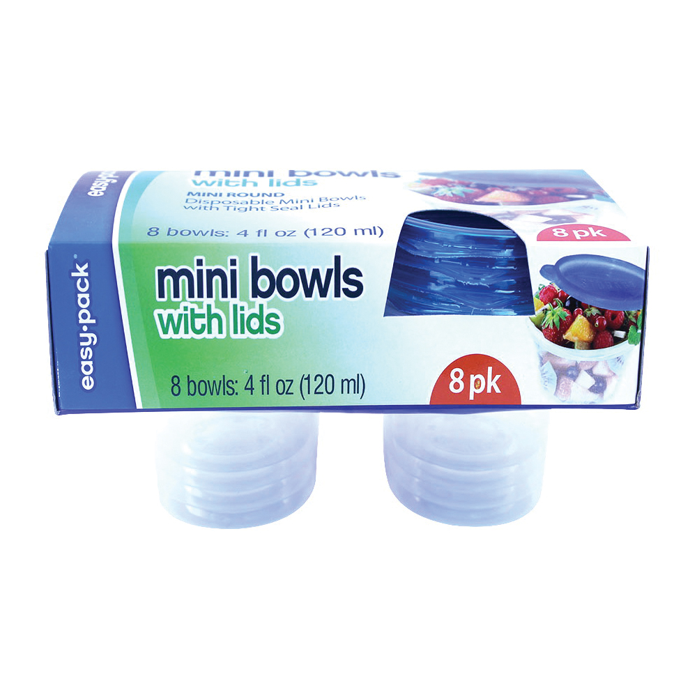 Picture of Easy Pack 0998 Disposable Mini Bowl, 4 oz Capacity