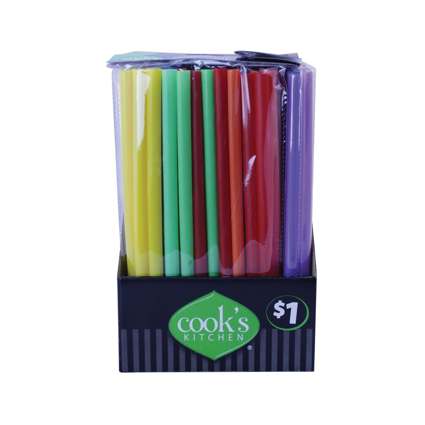 Picture of FLP 0999 Milkshake Straw, 25, Pack