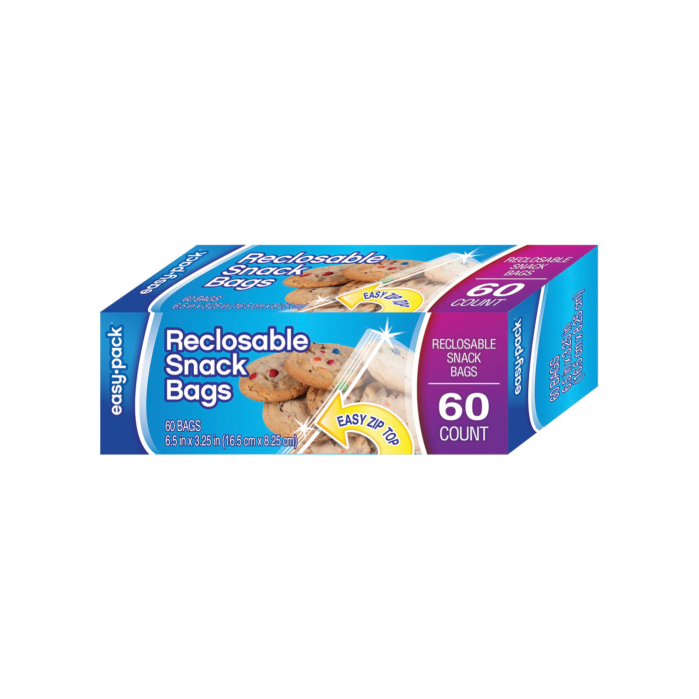 Picture of Easy Pack 1300 Sandwich Bag, 50, Box