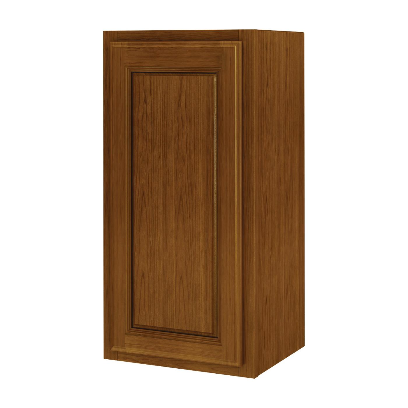 Picture of Sunco Randolph W2130RT/A Kitchen Cabinet, 21 in OAW, 12 in OAD, 30 in OAH, Wood, Amber, 2-Shelf