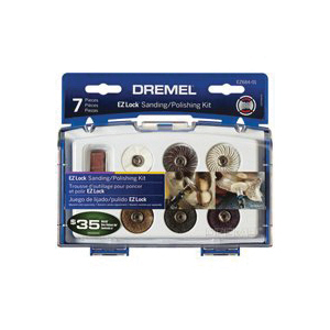Picture of DREMEL EZ684-01 Sanding/Polishing Kit, Nylon