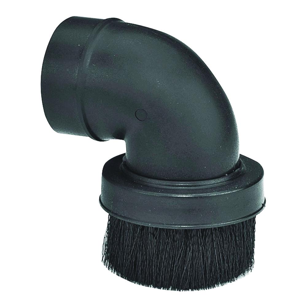 Picture of Shop-Vac 9067900 Vacuum Brush, 2-1/2 in Connection, Black Block