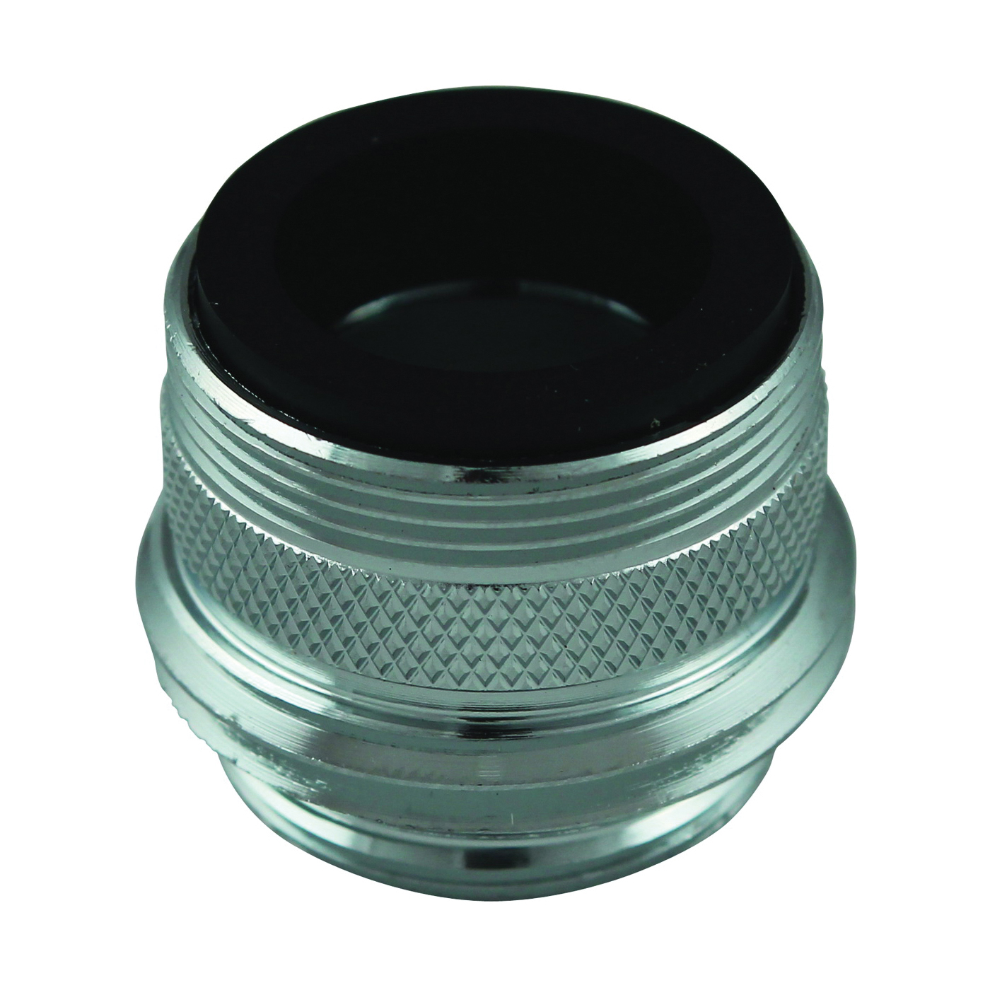 Picture of Plumb Pak PP800-32 Hose Adapter, 15/16-27 x 55/64-27 x 3/4 or 55/64, Hose, Chrome