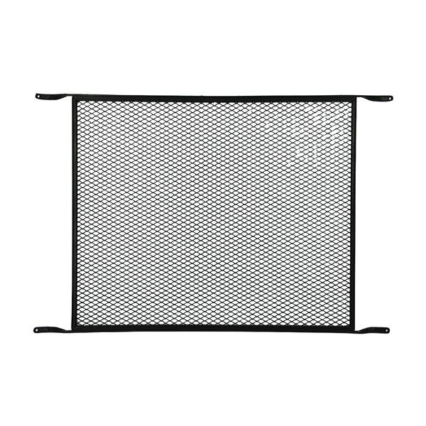 Picture of M-D 33324 Door Grill, 20.38 in W, 30-1/4 in H, Aluminum, Bronze