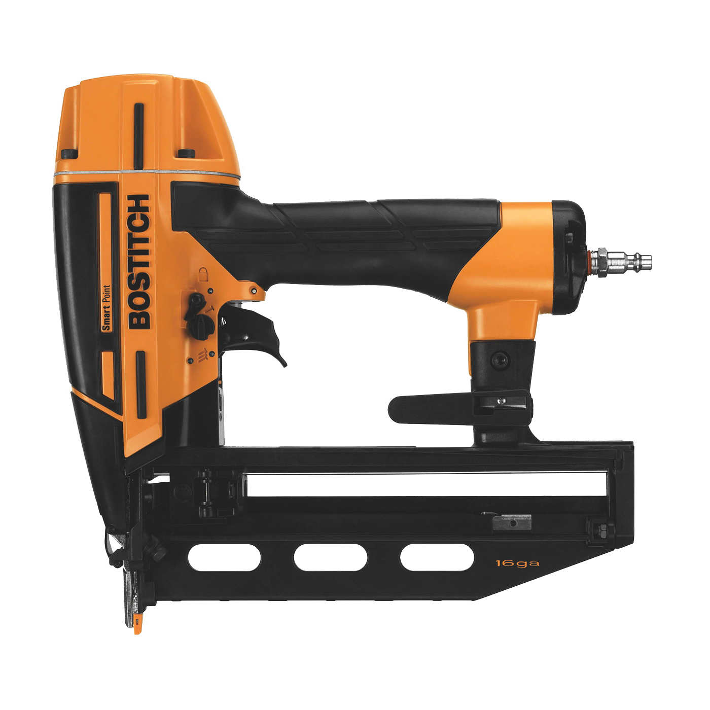 Picture of Bostitch BTFP71917 Finish Nailer Kit, 100 Magazine, Glue Collation, 2-1/2 in Fastener