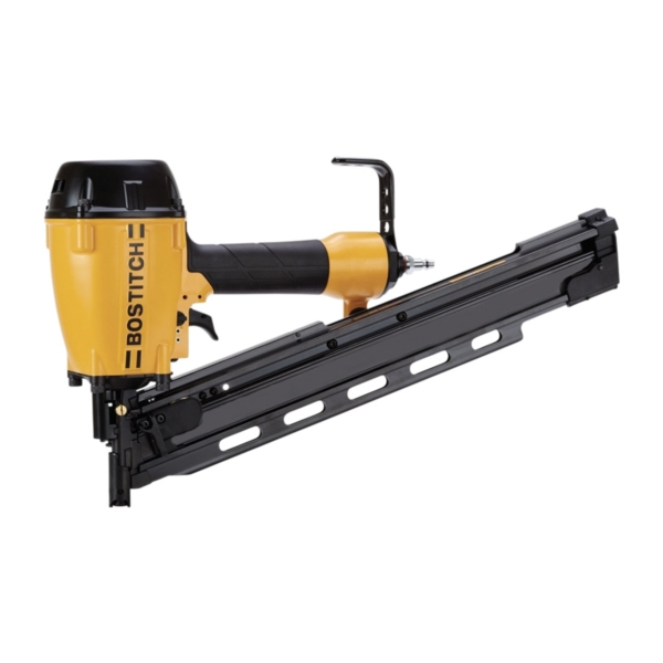 Picture of Bostitch BTF83PL Framing Nailer, 64 Magazine, 21 deg Collation, Plastic Collation, 6.4 cfm/Shot Air