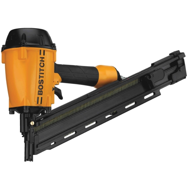 Picture of Bostitch BTF83WW Framing Nailer, 100 Magazine, 28 deg Collation, Wire Weld Collation, 6.4 cfm/Shot Air
