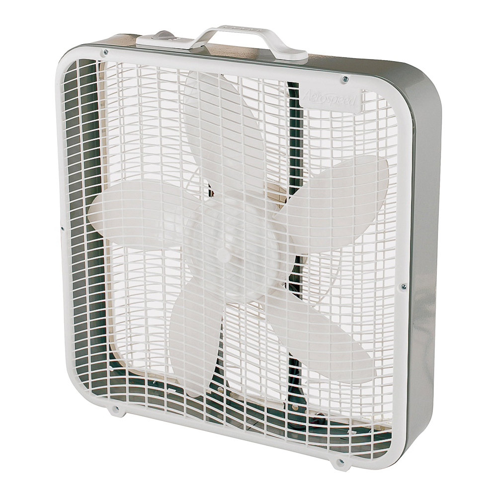 Picture of Camair BX100 Box Fan, 5-Blade, 3-Speed