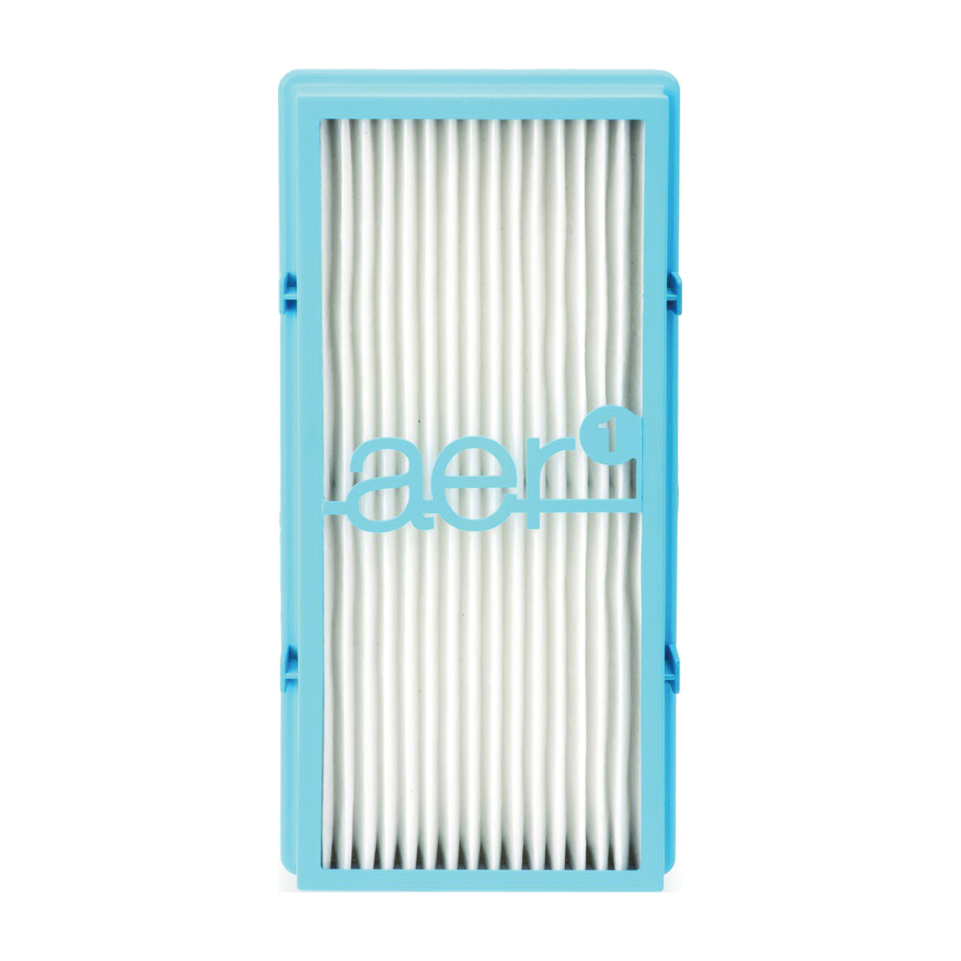Picture of aer1 HAPF30ATPDQ-U4 Air and Dust Elimination Filter, 99 % Filter Efficiency, Blue/White