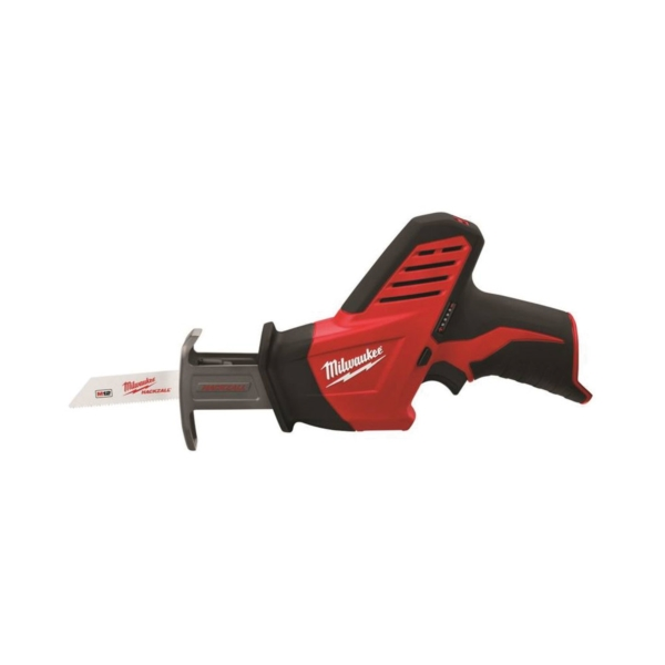 Picture of Milwaukee 2420-20 Reciprocating Saw, Bare Tool, 12 V Battery, 1.5 to 4 Ah, 1/2 in L Stroke, 0 to 3000 SPM