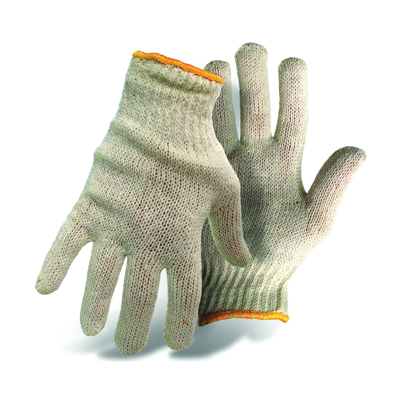 Picture of BOSS 1JC1203 Reversible Gloves, L, Knit Wrist Cuff, Cotton/Polyester