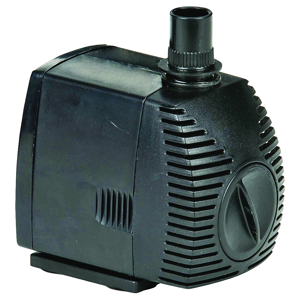 Picture of Little Giant 566718 Magnetic Drive Pump, 0.64 A, 115 V, 1/2 x 5/8 in Connection, 1 ft Max Head, 380 gph