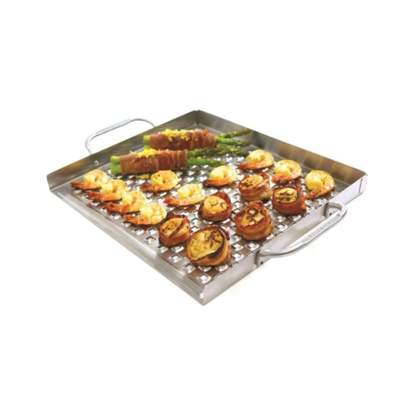 Picture of Broil King 69712 Flat Topper, Stainless Steel