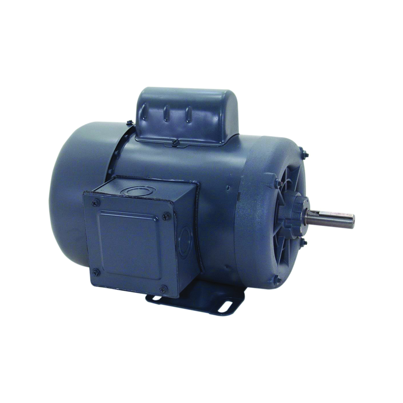 Picture of Century C521 Electric Motor, 0.5 hp, 1 -Phase, 115/208/230 V, 5/8 in Dia x 1-7/8 in L Shaft, Ball Bearing