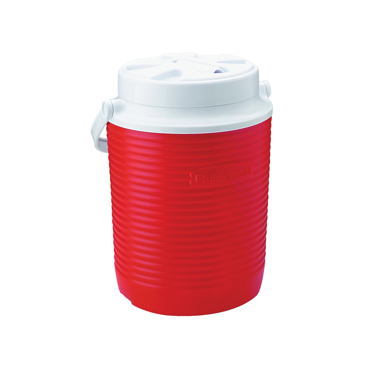 Picture of Rubbermaid Victory 1560-06-MODRD Jug, 1 gal Capacity, Plastic, Red