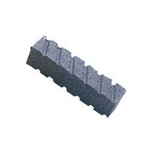 Picture of NORTON 87845 Rubbing Brick, 2 in Thick Blade, 6 to 120 Grit, Extra Coarse, C20 Silicon Carbide Abrasive