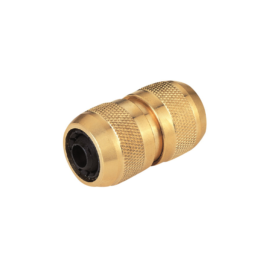 Picture of Landscapers Select GB8124 Hose Mender, 5/8 in, Male, Brass, Brass