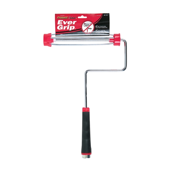 Picture of Linzer RF215-9 Roller Frame, 9 in L Roller, Plastic Handle, Threaded Handle