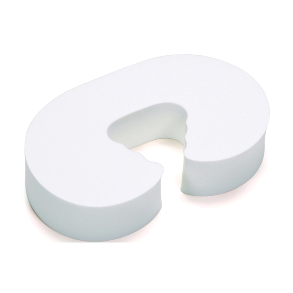 Picture of Safety 1st 10436 Finger Pinch Guard, Slam Stopper, Foam, White