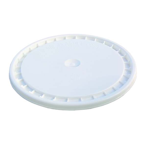 Picture of ENCORE Plastics 53000 Paint Pail Lid, Polyethylene, Blue