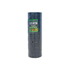 Picture of Jackson Wire 12 01 68 29 Avery Hex Netting, 150 ft L, 24 in W, 20 Gauge, Hexagonal Mesh, 1 in Mesh, Galvanized