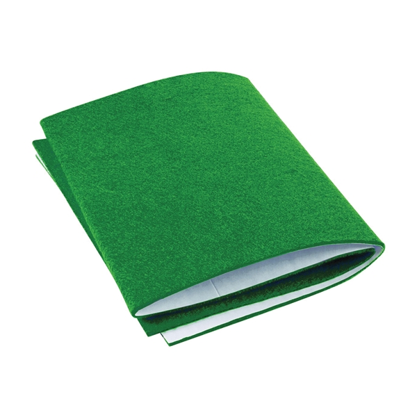Picture of Shepherd Hardware 9433 Protective Blanket, Felt Cloth, Green, 18 in L, 6 in W, Rectangular