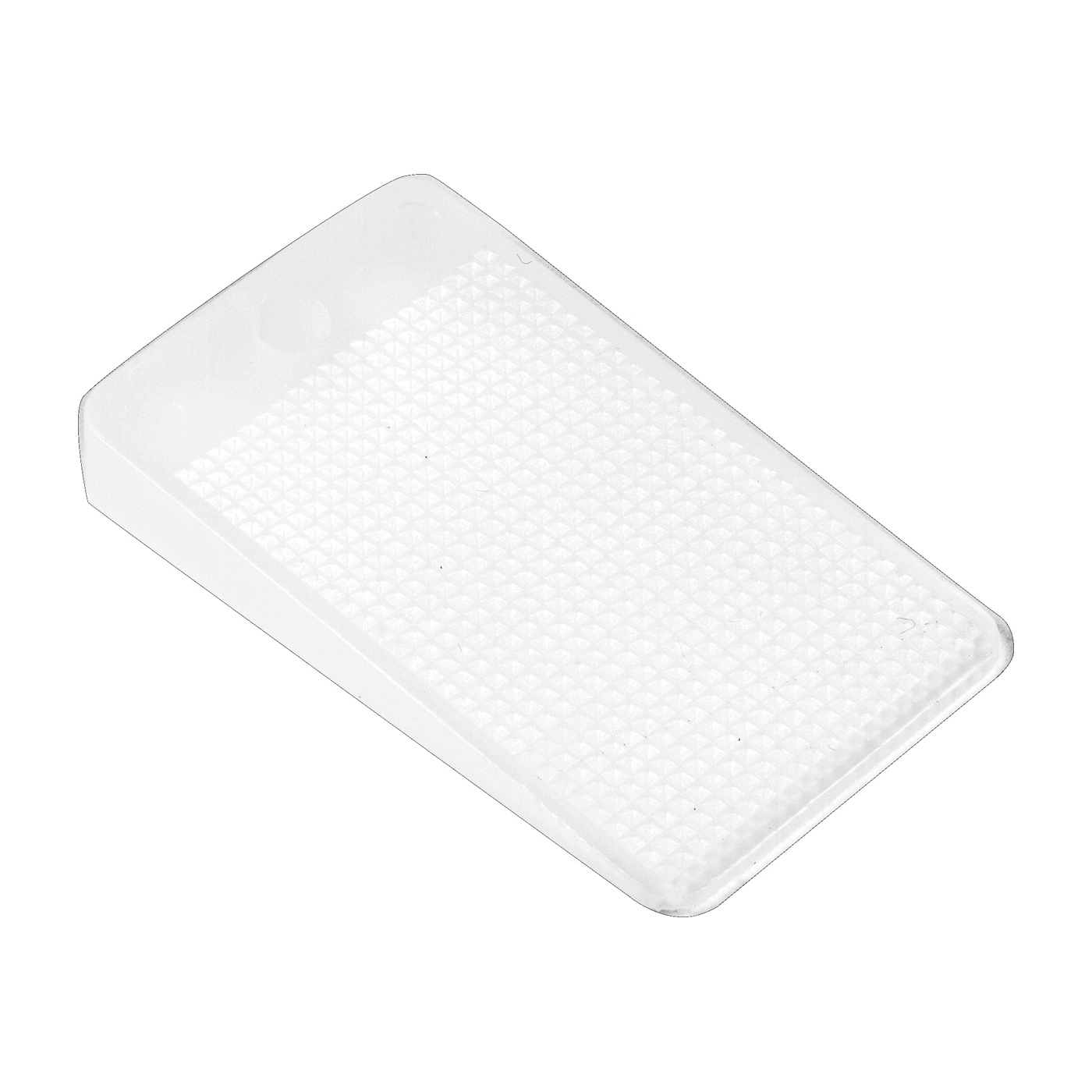 Picture of Shepherd Hardware Wedge It 9435 Shim, 2 in L, 1-1/8 in W, Plastic, White