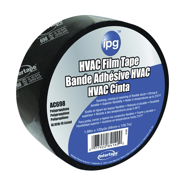 Picture of IPG 84140 Film Tape, 120 yd L, 1-7/8 in W, Polypropylene Backing