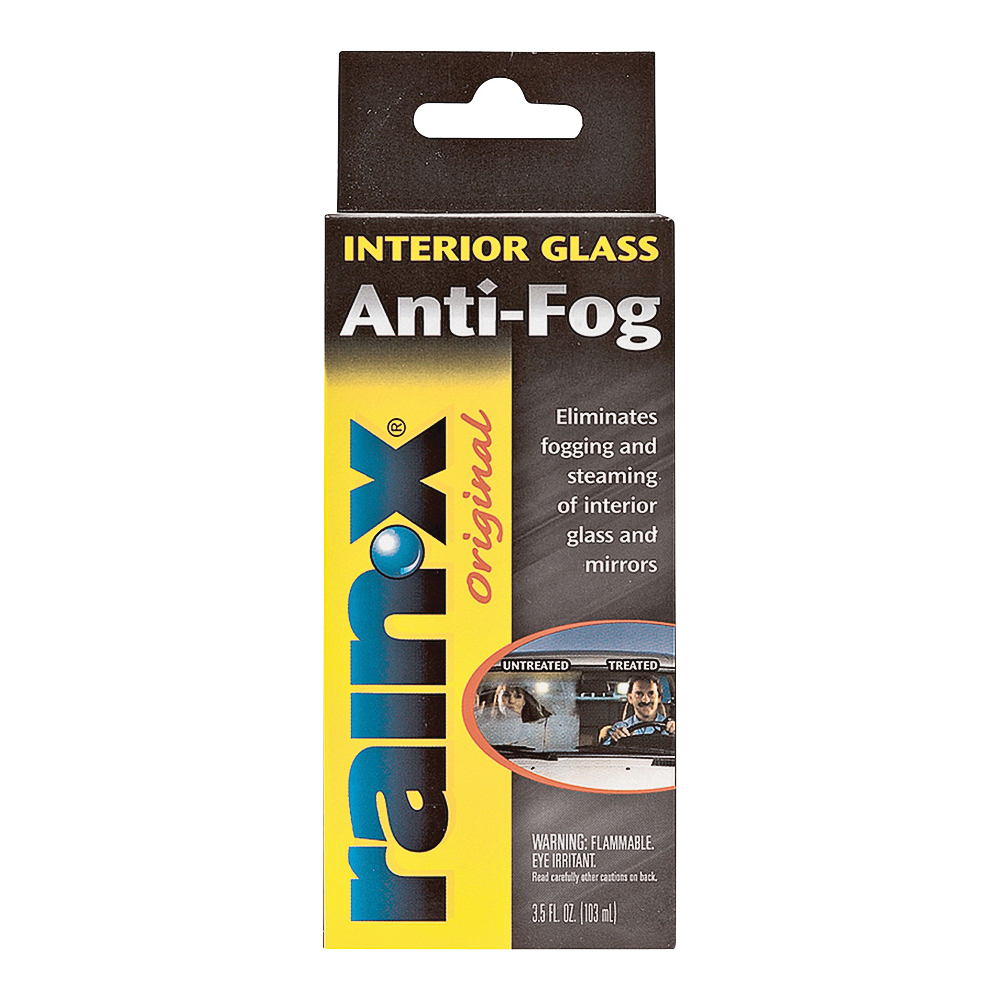 Picture of Rain-X AF21106D/AF21112 Glass Treatment Clear, 3.5 oz Package, Bottle