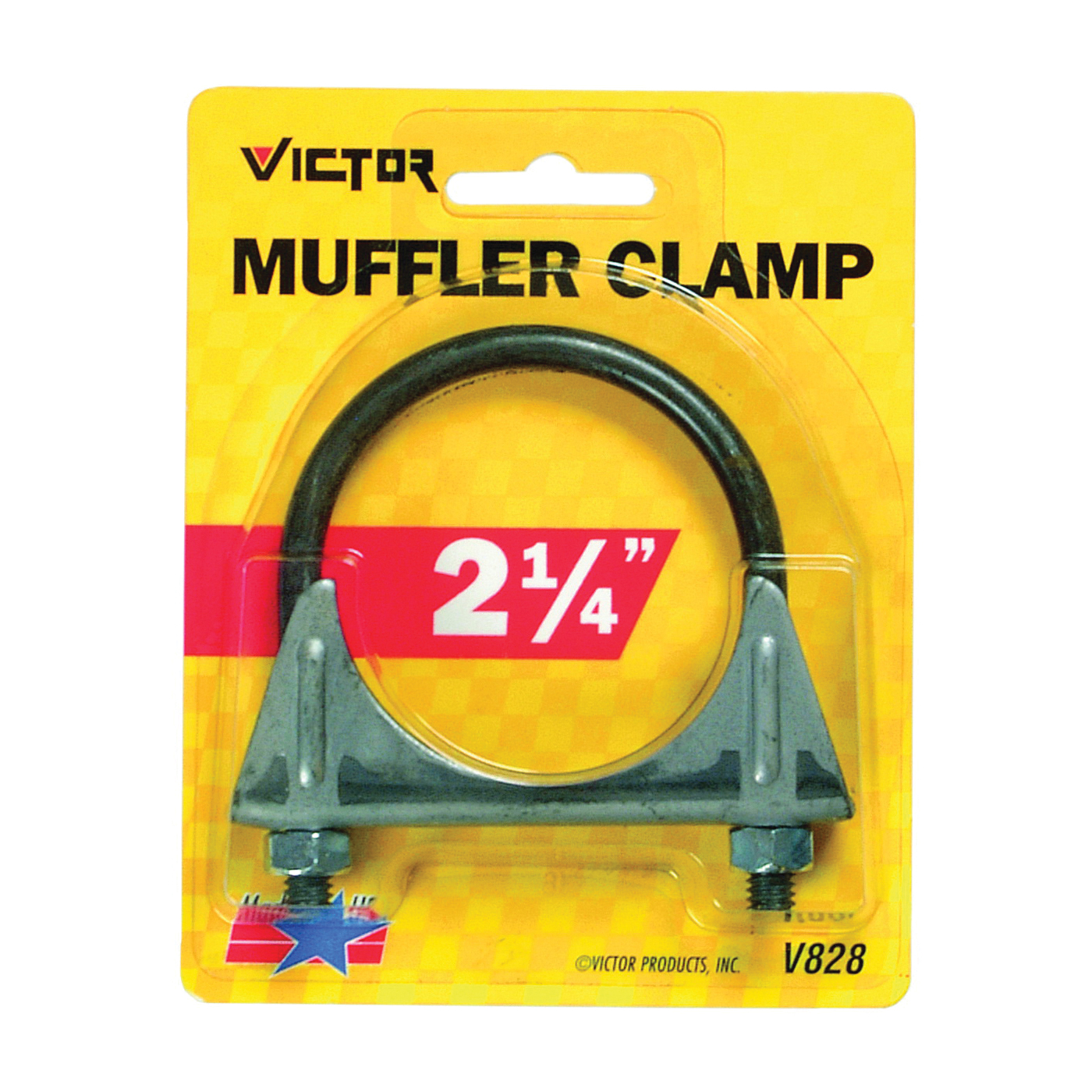 Picture of GENUINE VICTOR 22-5-00828-8 Muffler Clamp, Steel