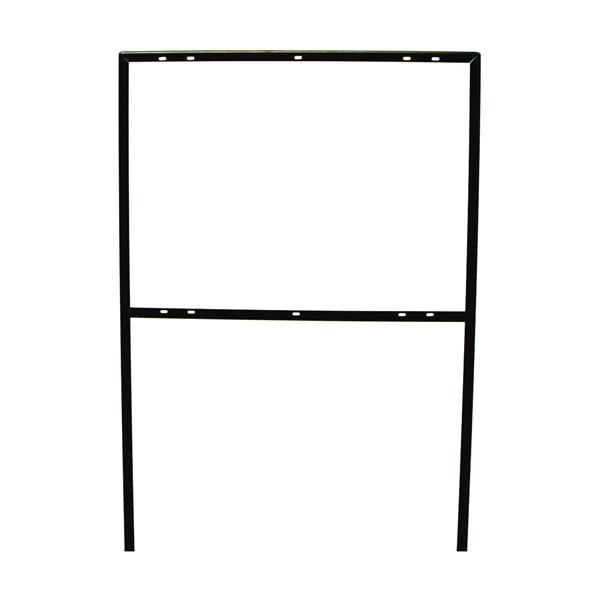 Picture of HY-KO FRAME-2 Sign Frame, Rectangle, Metal, Black