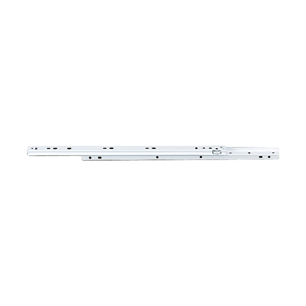 Picture of Knape & Vogt 1284P ALM 500 Drawer Slide, 75 lb, 500 mm L Rail, 1/2 in W Rail