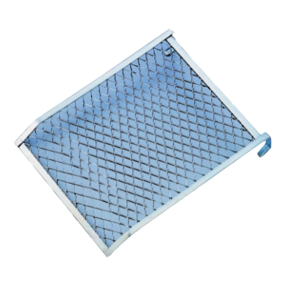 Picture of ProSource CW941 Paint Bucket Grid, 12 in L, 10 in W, Galvanized