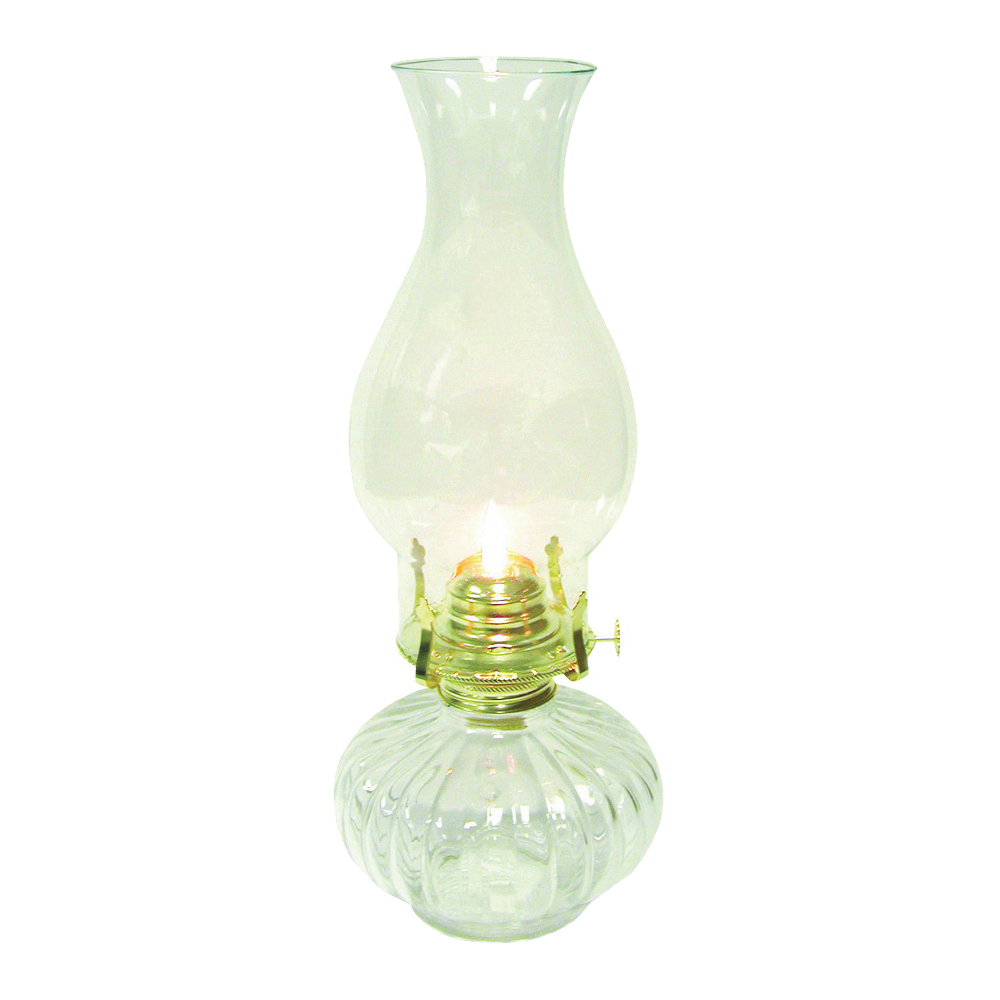 Picture of Lamplight Ellipse 330 Oil Lamp, 19.5 oz Capacity, 30 hr Burn Time