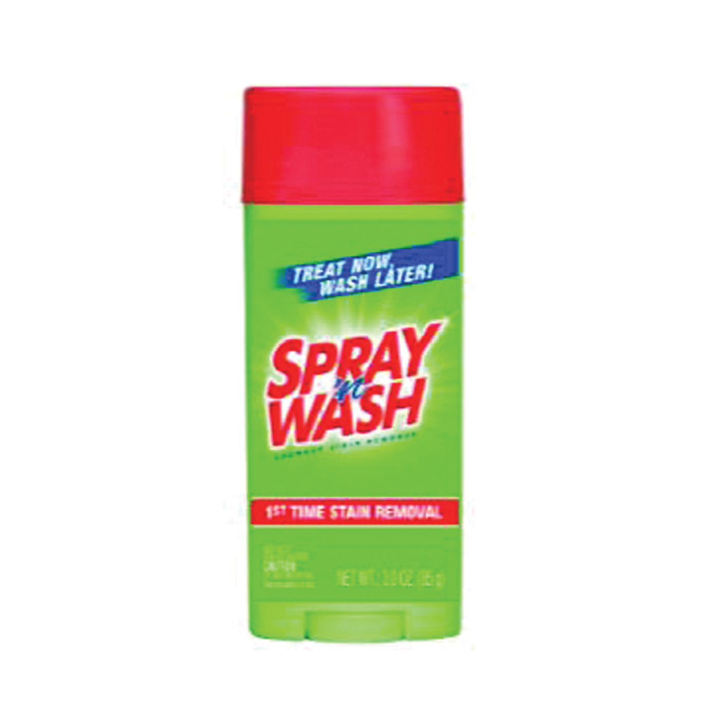Picture of Spray 'n Wash 6233881996 Laundry Stain Remover, 3 oz Package, Waxy Solid, White