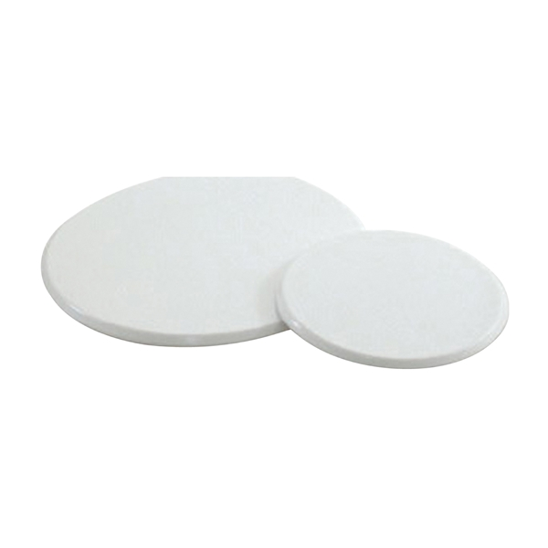 Picture of Shepherd Hardware 9952 Protective Pad, Felt Cloth, Beige, 1 in Dia, Round