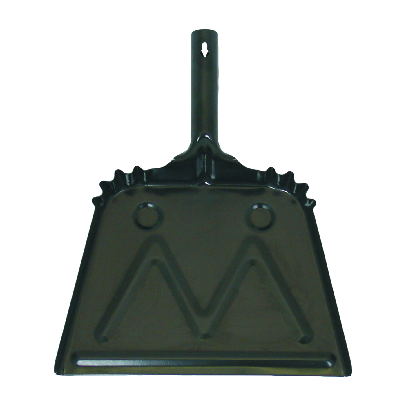 Picture of BIRDWELL 151-12 Metal Dustpan, 11-1/2 in W, Metal