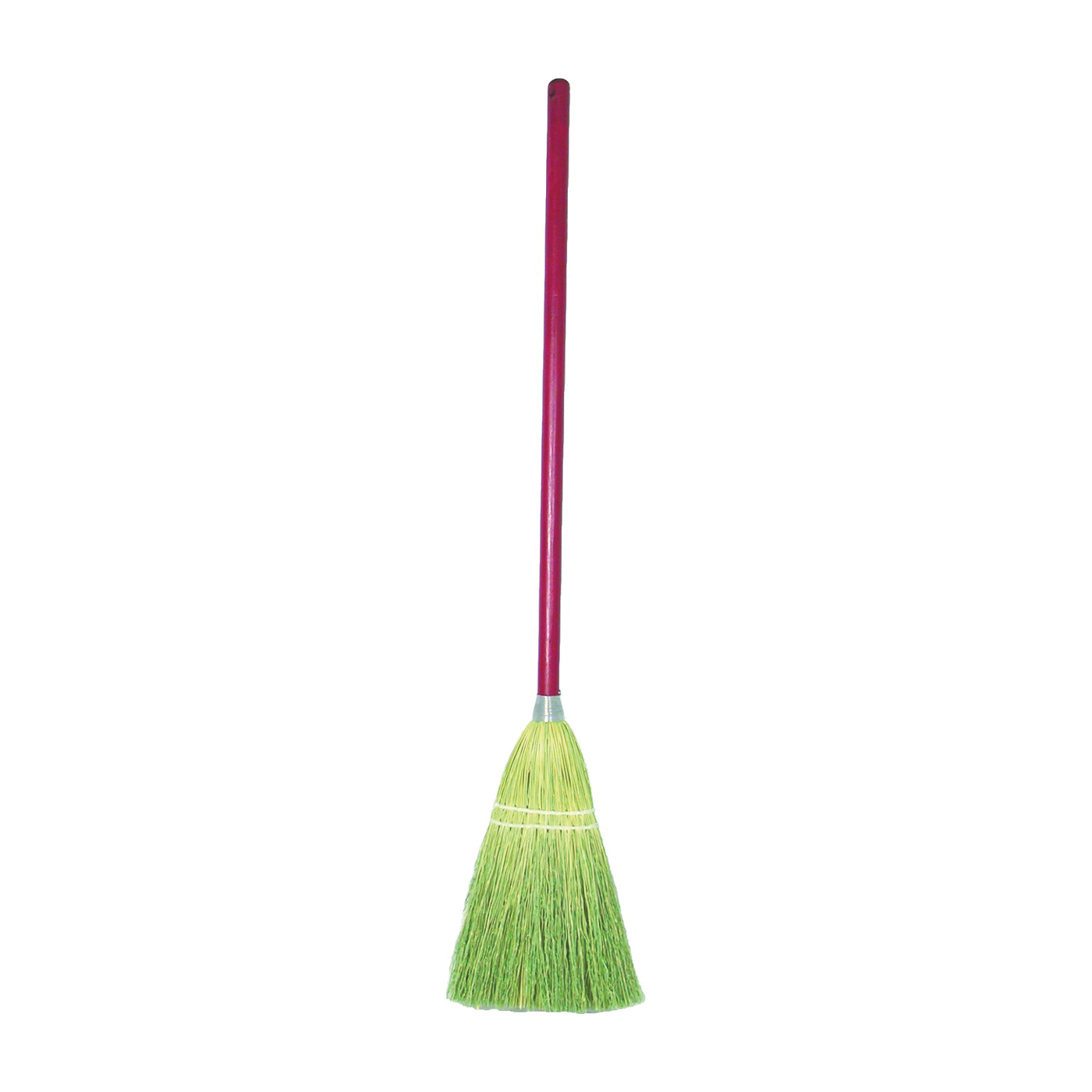 Picture of BIRDWELL 9301-12 Toy Broom, Corn/Sotol Fiber Bristle, Wood Handle